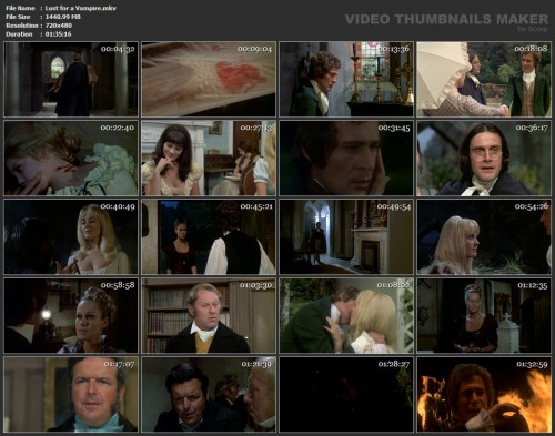 Lust for a Vampire (1971) screencaps
