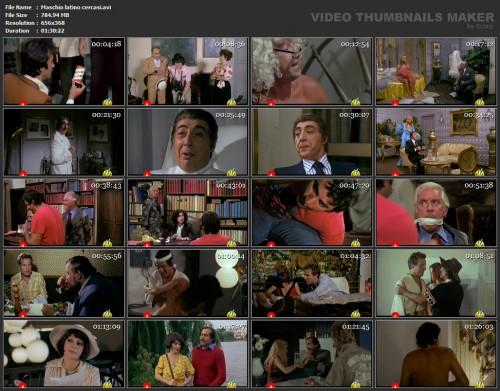 Maschio latino cercasi (1977) screencaps