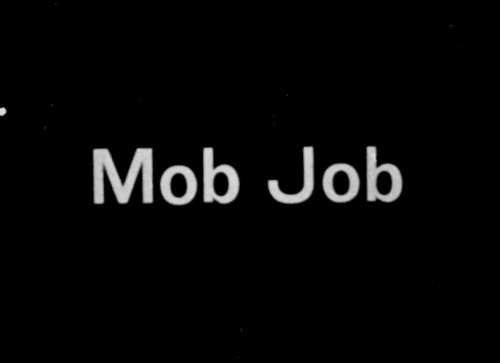 Mob Job (1974) cover