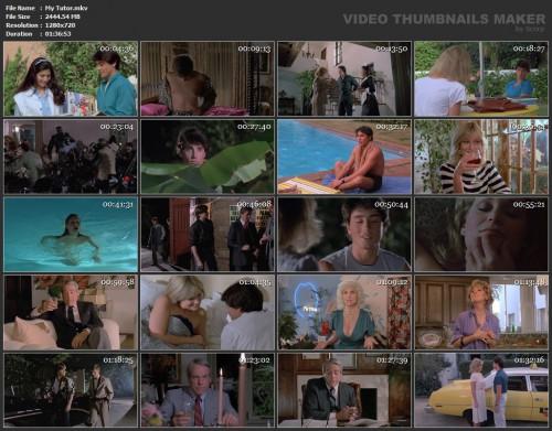 My Tutor (1983) screencaps