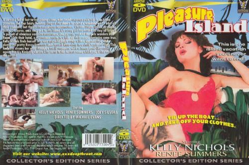 Pleasure Island (1985) cover