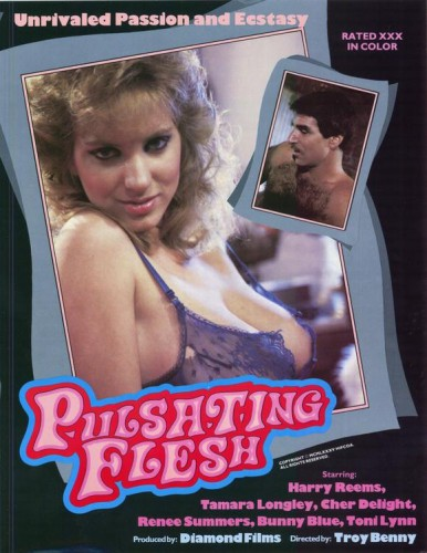 Pulsating Flesh (HDRip) (1987) cover