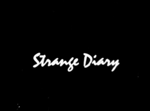 Strange Diary (Better Quality) (1976) cover