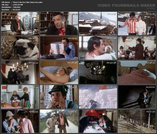 There's No Sex Like Snow Sex (1974) screencaps