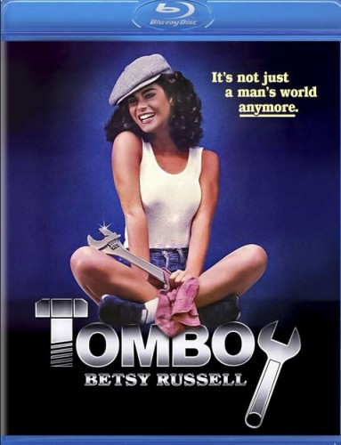 Tomboy (1985) cover