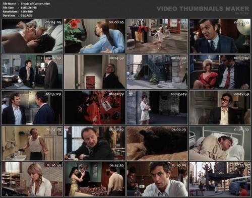 Tropic of Cancer (1970) screencaps