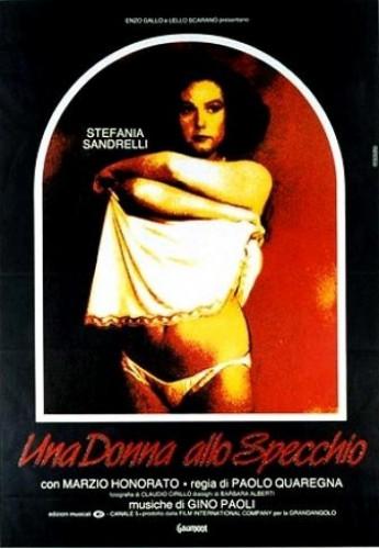 Una donna allo specchio (1984) cover