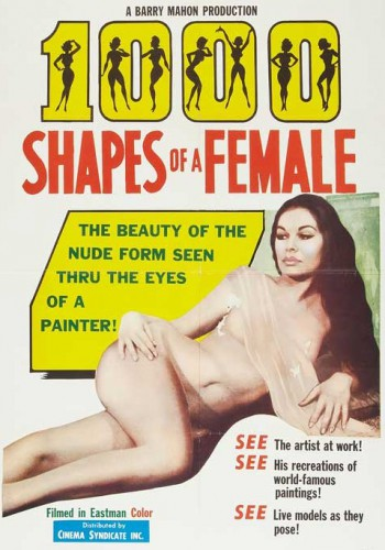 1000 Shapes of a Female (1963) cover