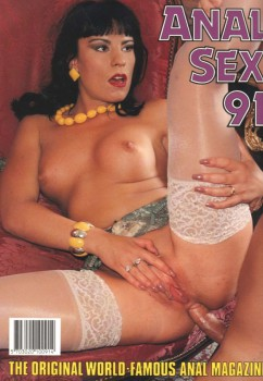 Anal Sex 91 (Magazine) cover