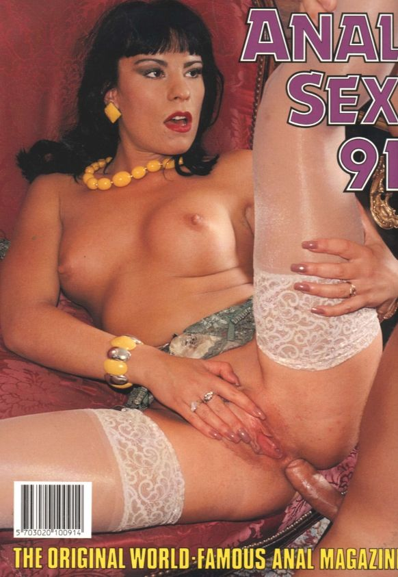 magazine covers sex Anal