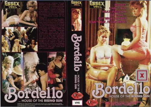Bordello: House of the Rising Sun (1985) cover