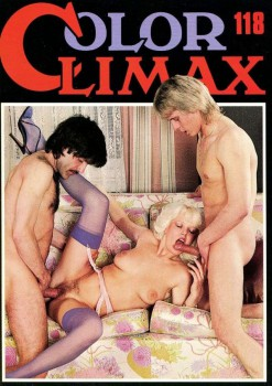 Color Climax 118 (Magazine) cover