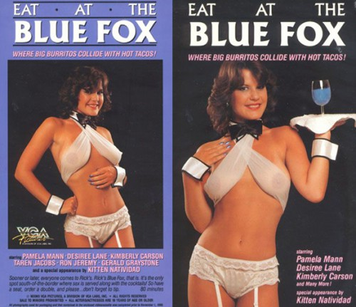 Eat At The Blue Fox (1983) cover