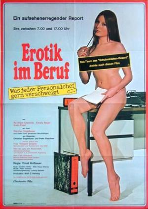 Erotik im Beruf - Was jeder Personalchef gern verschweigt (Better Quality) (1971) cover