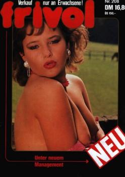 Frivol 208 (Magazine) cover