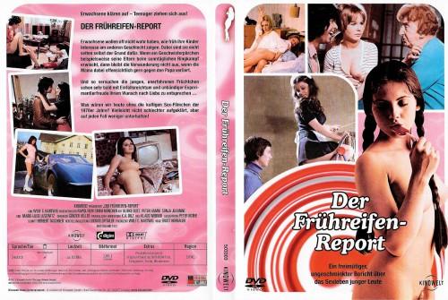 Fruhreifen-Report (1973) cover