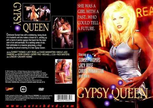 Gypsy Queen (1994) cover