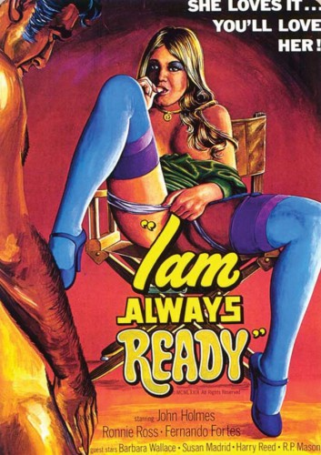 I Am Always Ready (HDRip) (1978) cover