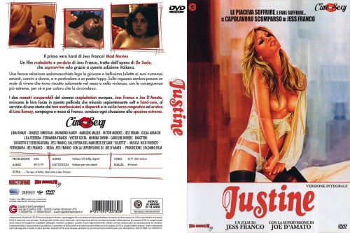 Justine (1979) cover