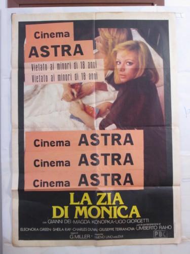 La zia di Monica (1980) cover