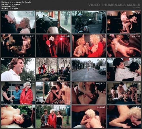 Le retour de Marilyn (1984) screencaps