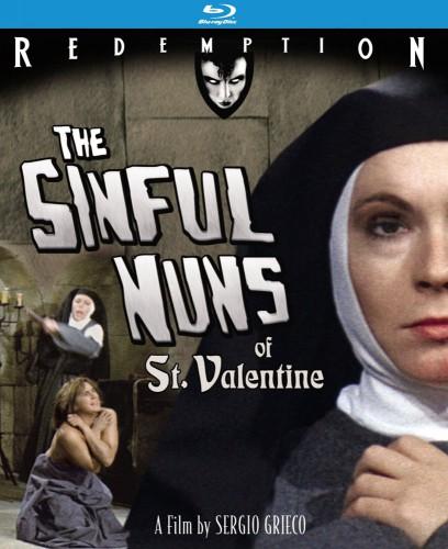 Le scomunicate di San Valentino (1974) cover