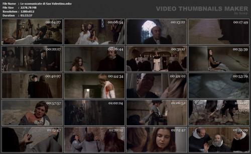 Le scomunicate di San Valentino (1974) screencaps