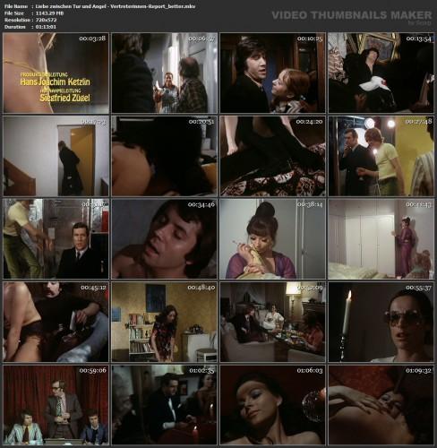 Liebe zwischen Tur und Angel - Vertreterinnen-Report (Better Quality) (1973) screencaps