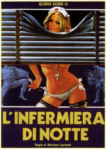 L'infermiera di notte (Better Quality) (1979) cover