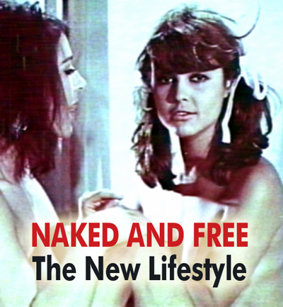 Naked and Free The New Lifestyle (1968) cover