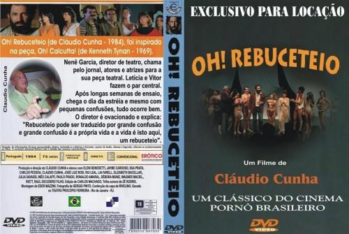 Oh! Rebuceteio (1984) cover