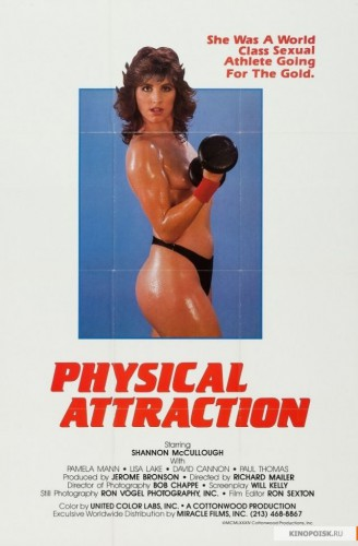 Physical Attraction (HDRip) (1984) cover