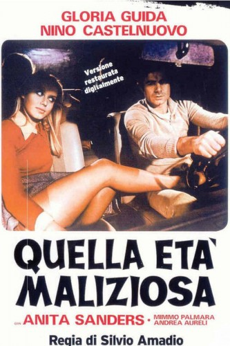 Quella eta maliziosa (Better Quality) (1975) cover