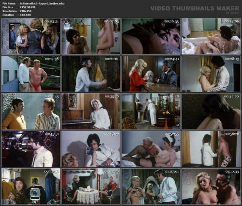 Schlusselloch-Report (Better Quality) (1973) screencaps