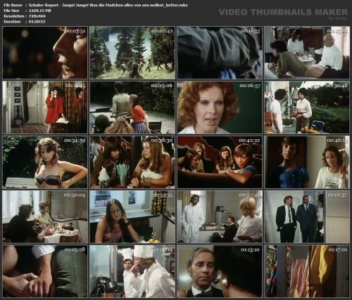 Schuler-Report - Junge! Junge! Was die Madchen alles von uns wollen! (Better Quality) (1971) screencaps