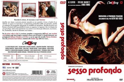 Sesso Profondo (1980) cover