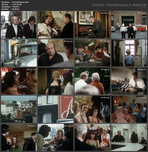 St. Pauli Report (Better Quality) (1971) screencaps