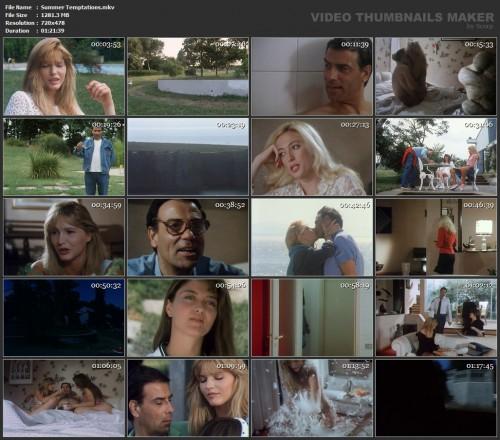 Summer Temptations (1988) screencaps