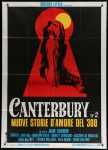 Tales of Canterbury (1973) cover