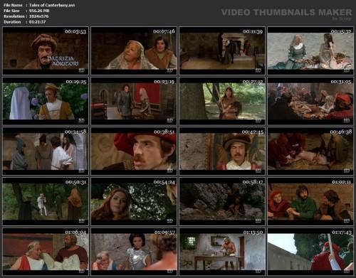 Tales of Canterbury (1973) screencaps