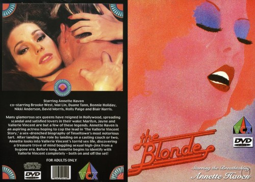 The Blonde (1980) cover