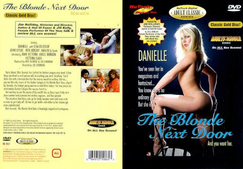 The Blonde Next Door (1982) cover