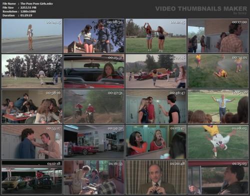 The Pom Pom Girls (1976) screencaps