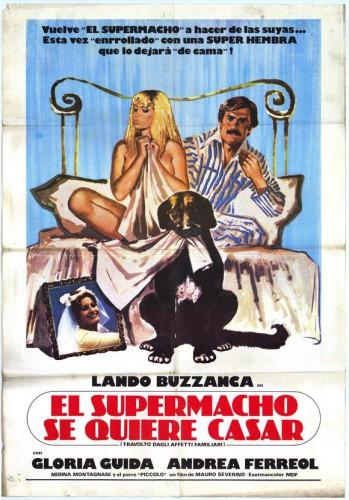 Travolto dagli affetti familiari (Better Quality) (1978) cover
