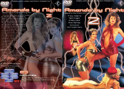 Amanda By Night 2 (Better Quality) (1988) cover