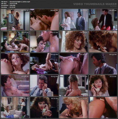 Amanda By Night 2 (Better Quality) (1988) screencaps