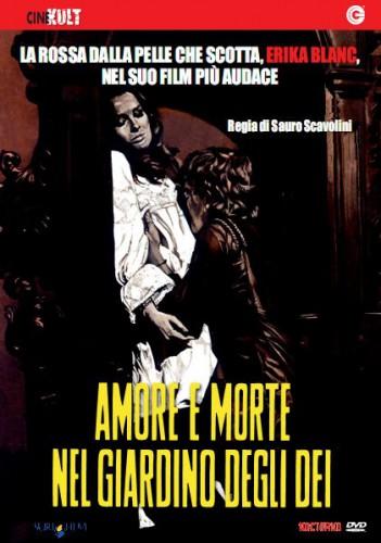 Amore e morte nel giardino degli dei (1972) cover