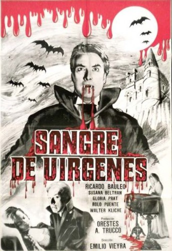 Blood Of The Virgins (1967) cover