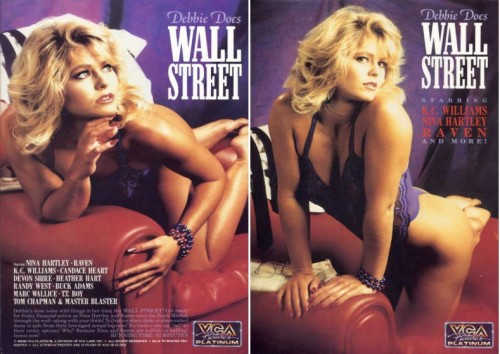 Debbie Does Wall Street (1991) cover