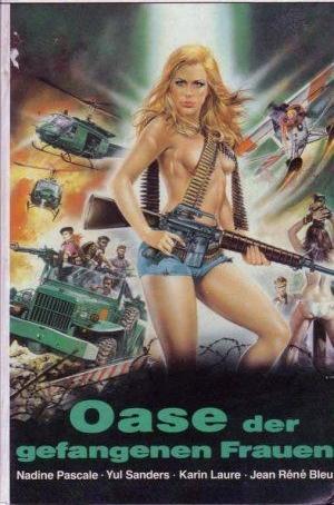 Die Oase der gefangenen Frauen - Die Todesgottin des Liebescamps (1981)